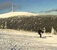 V Jeseníkách se opět lyžuje, na Ovčárně jsou dva metry sněhu
